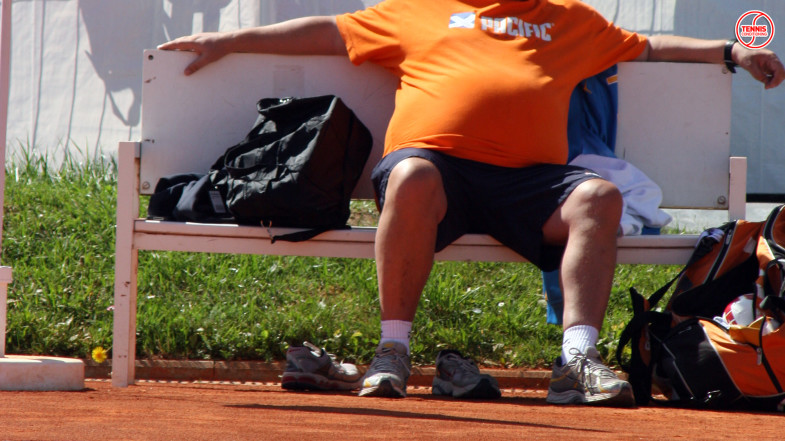 the bad fitness coach