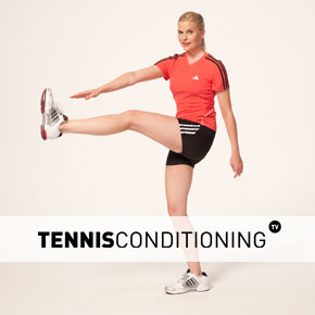 Straight Leg Kicks Dynamic Hamstring Stretch