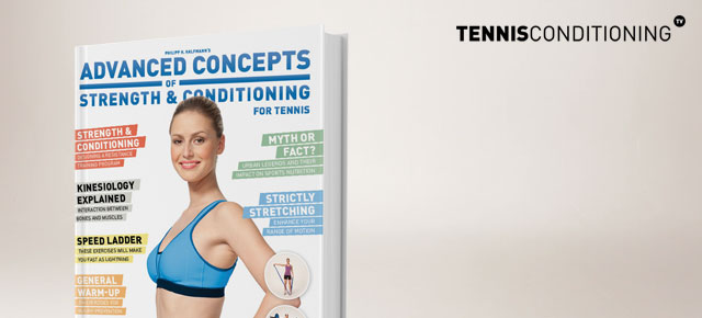 New Book: Advanced Concepts of Strength and Conditioning for Tennis