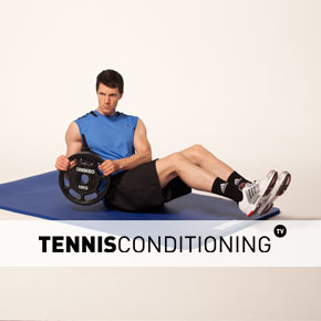 Russian Twist | Tennis Conditioning