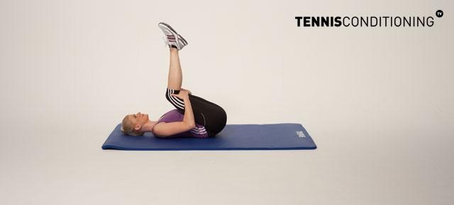 Erector Spinae Stretch