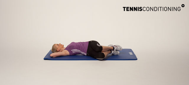 Oblique Stretch Targets Trunk Rotators