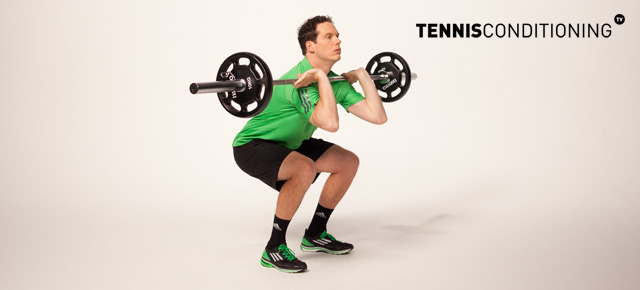 Front Squat to Press