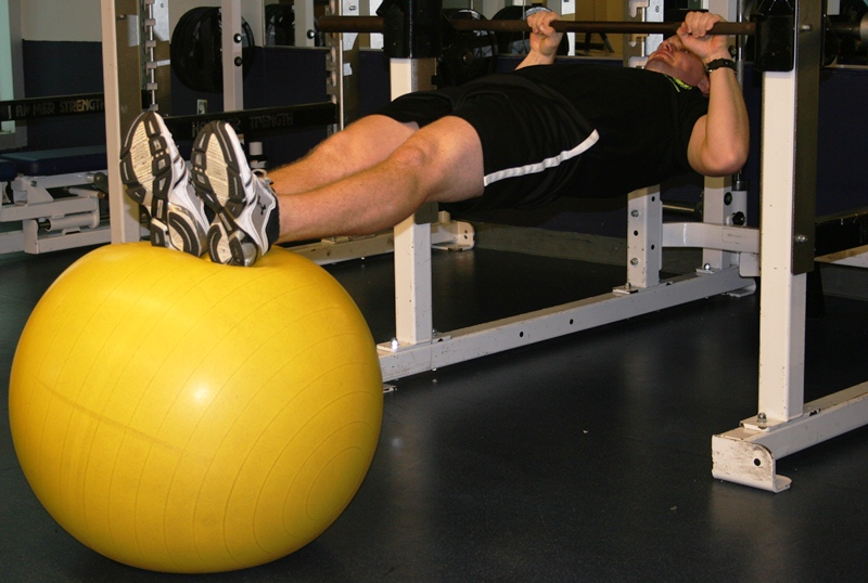 TNS Strength and Conditioning: Resistance Training – Horizontal Full