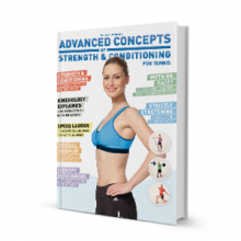 Press Release: Advanced Concepts of Strength and Conditioning for Tennis