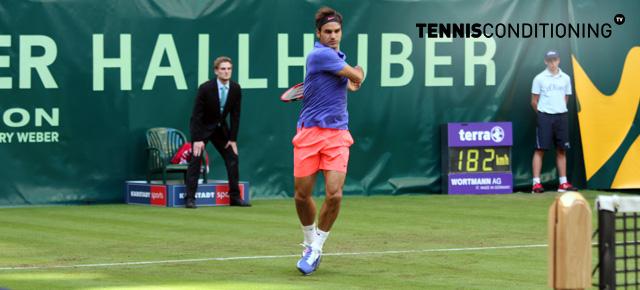 Roger Federer Quick Start Sequence