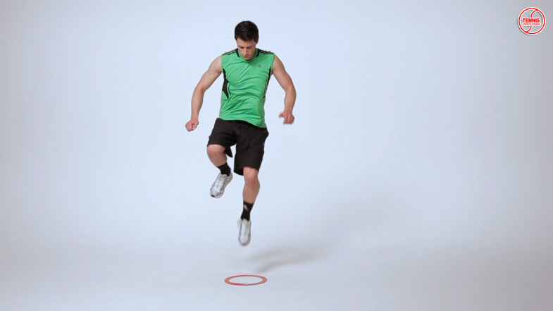 Tennis Plyometric Training