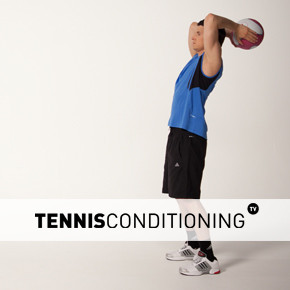 Overhead Medicine Ball Throw