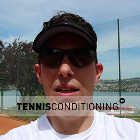 Afternoon Practice: Alexander Ritschard at TC Seeblick in Zurich