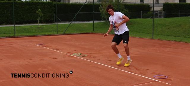 Tennis Agility Drills