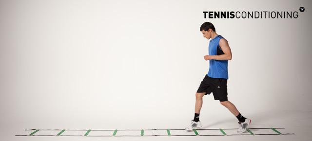 speed ladder exercises