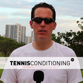 Power Training: How to Become A Powerful Tennis Player