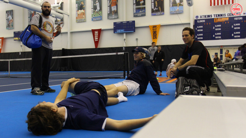 Alex-&-Mac-Stretching-Out