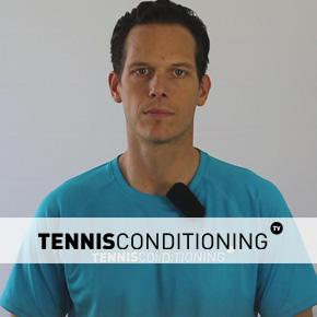 Ideal Tennis Player Body: Lean Mean Machine