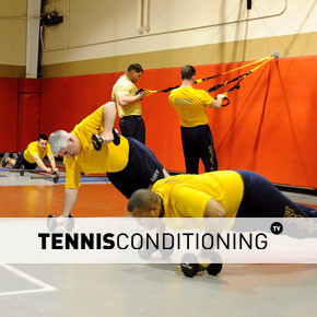 Tennis Circuit Training