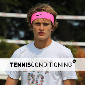 Alexander Zverev is a professional tennis player from Germany