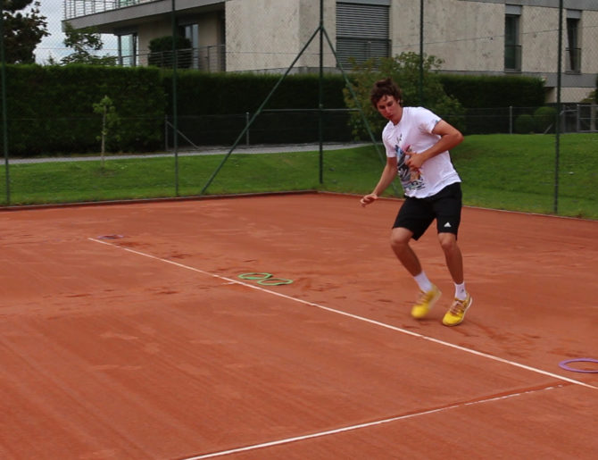 Agility Training: How to Improve Tennis Specific Agility