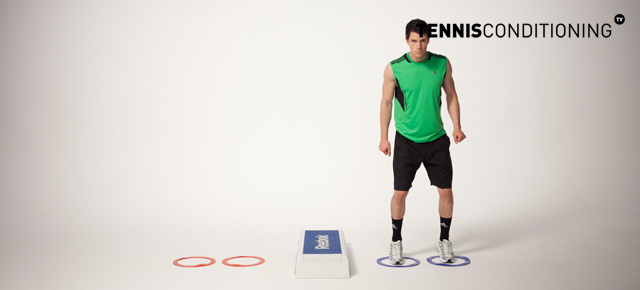 Lateral Box Jump Rebounds