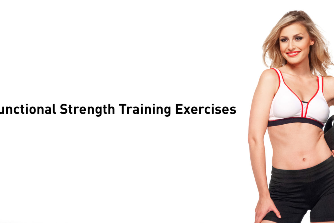 Functional Strength Training Exercises